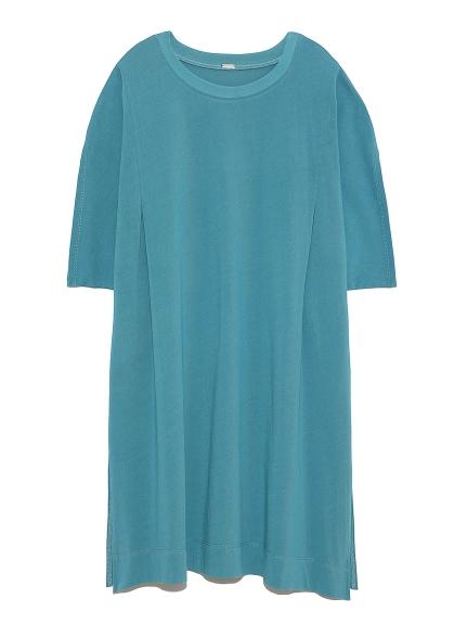 ショルダータックチュニックTシャツ(TUQ-F)