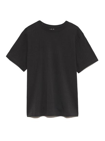 ハイライン丸胴Tシャツ(BLK-0)
