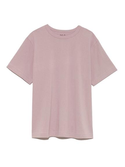 ハイライン丸胴Tシャツ(PNK-0)