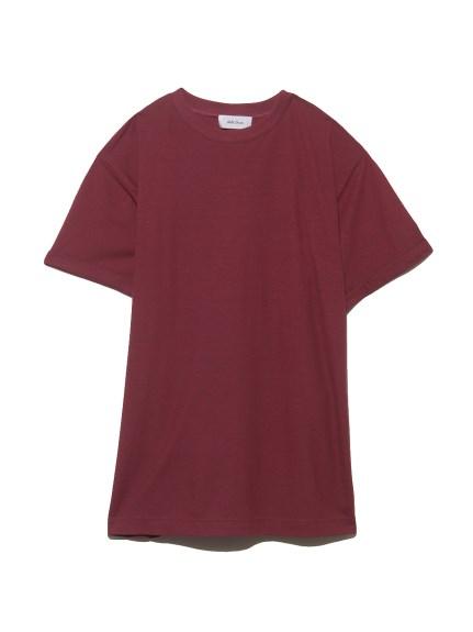 バックプリントロゴTシャツ(PNK-0)