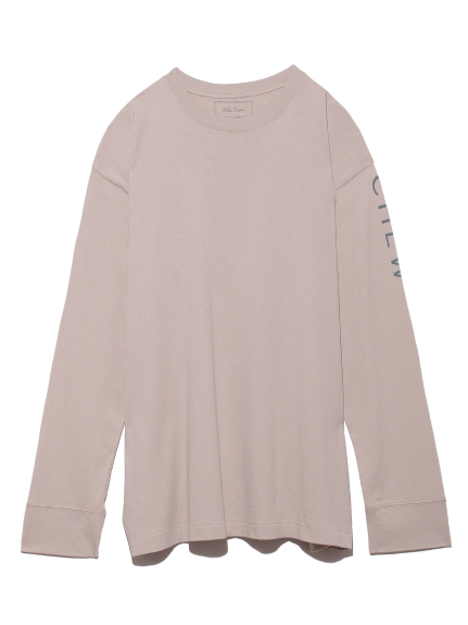 グラフィックロングスリーブTシャツ(GBEG-F)