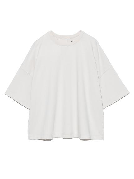 ハイラインワイドTシャツ(IVR-0)