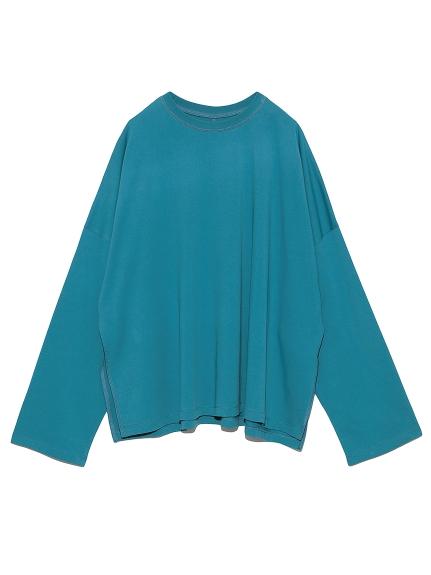 サイドスリットロングTシャツ(TUQ-0)
