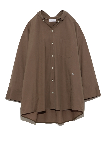 ビッグシルエットシャツ(KKI-F)