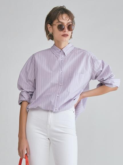 バックタックシャツ