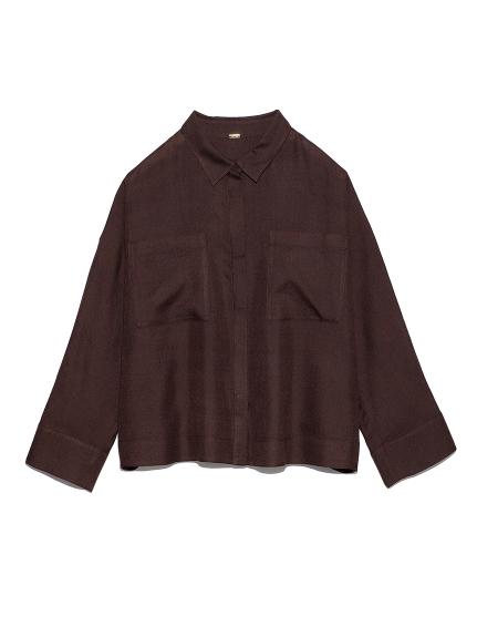 マテリアルセットアップドルマンシャツ(BRW-0)
