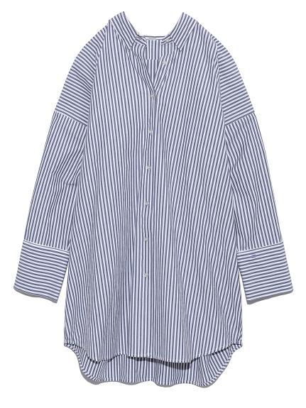 変形パターンキャンペーンロングシャツ(PPL-F)