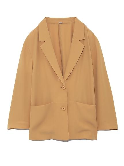 ポケットデザインイージースーツジャケット