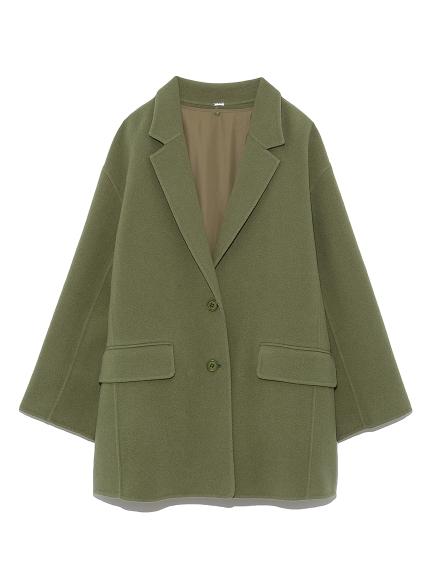 ライナー付きジャケットコート(OLV-0)