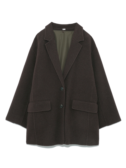 ライナー付きジャケットコート(BRW-0)