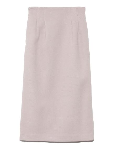 ウエストシャーリングタイトスカート