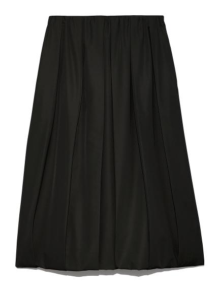 バルーンミディスカート(BLK-0)