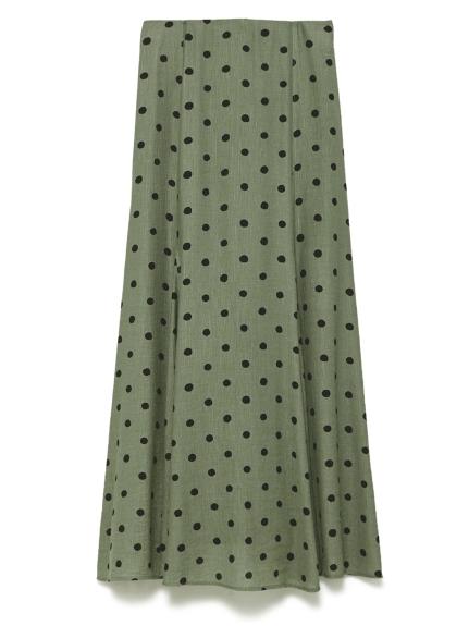 マチフレアSTデザインナロースカート