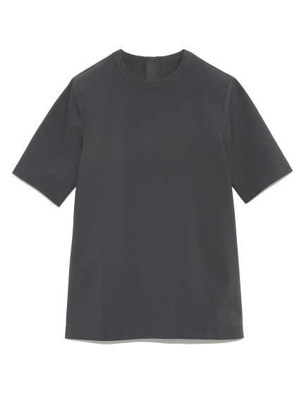 肩パット布帛Tシャツ(CGRY-0)