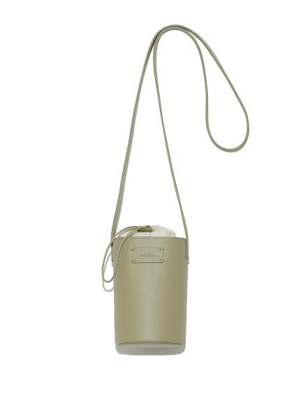 保冷巾着付きボトルホルダーバッグ(OLV-F)