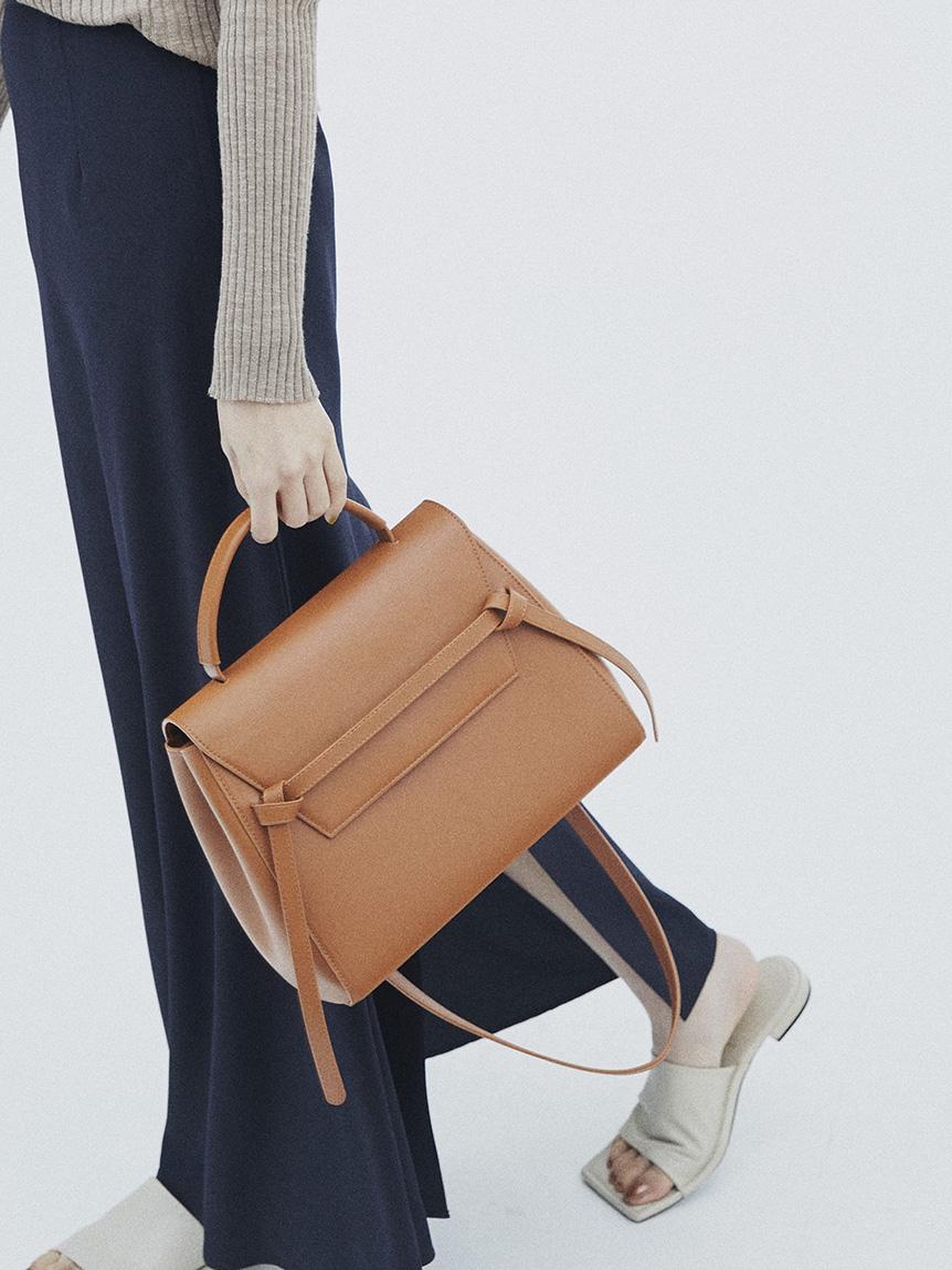 タイデザインハンドバッグ