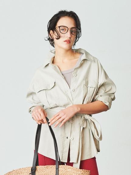 セルメタル伊達メガネ