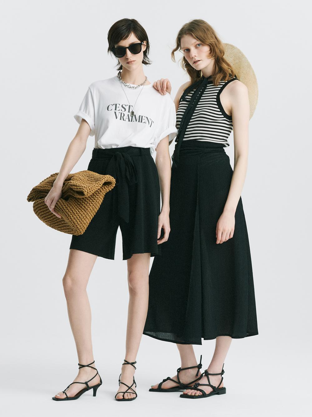 パレオラップスカート