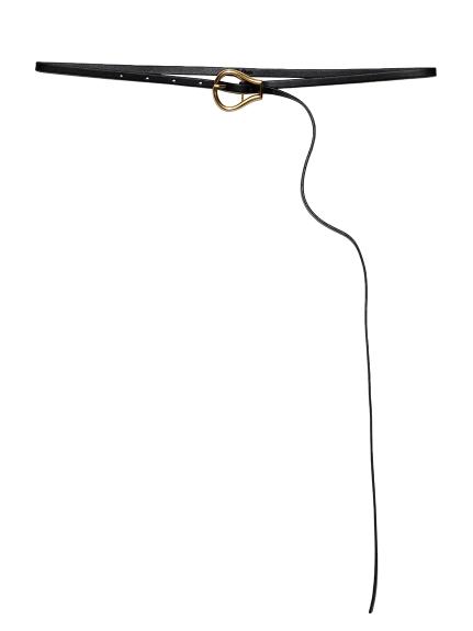 変形オーバルナローベルト(BLK-F)