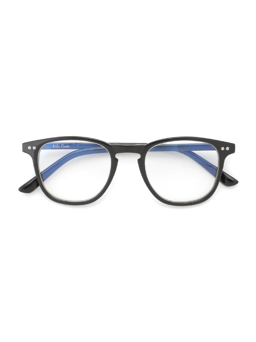 ブルーライトカットセルフレームメガネ