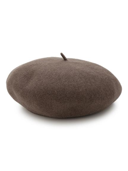 バスクリブベレー帽