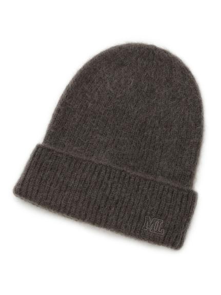 リブニット帽(CGRY-F)