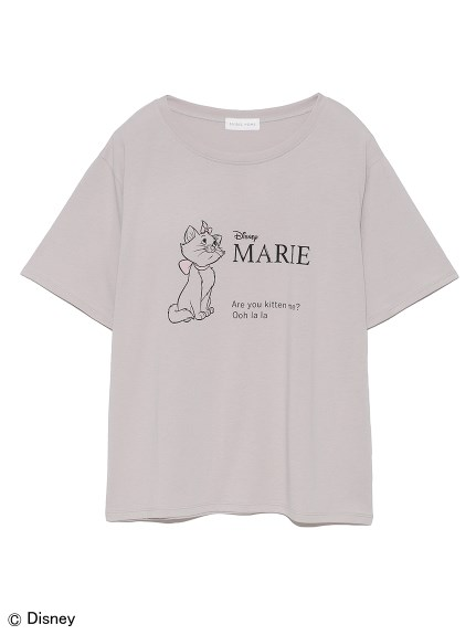 【Disneyマリー】プリントTシャツ