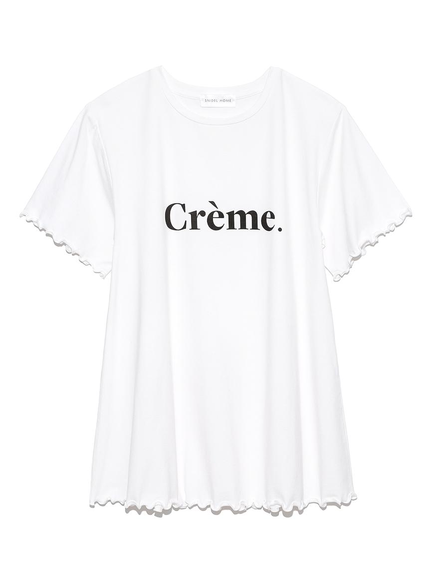 モイスプロメローロゴTシャツ(WHT-F)