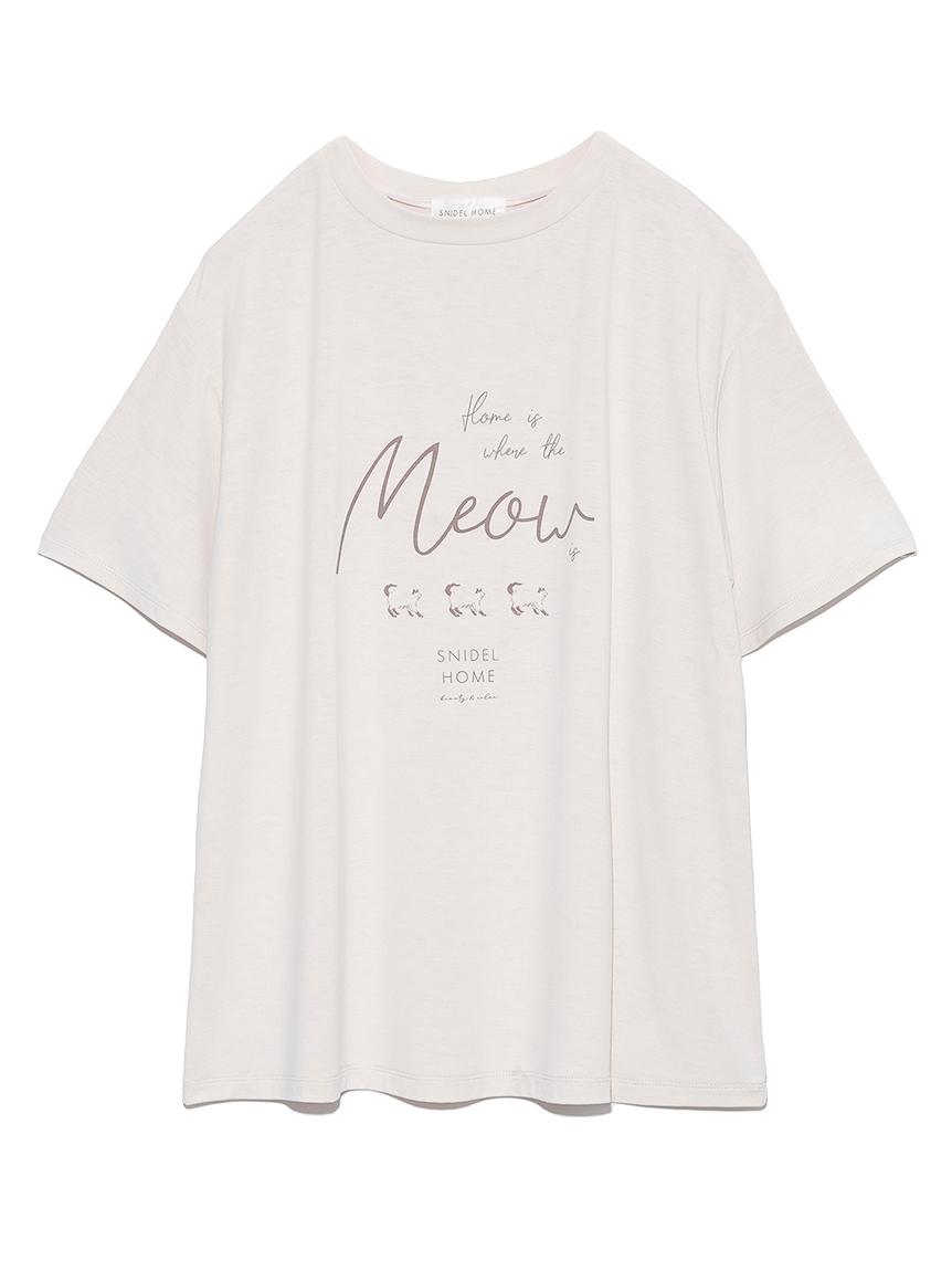 クールレーヨンロゴシリーズTシャツ(IVR-F)
