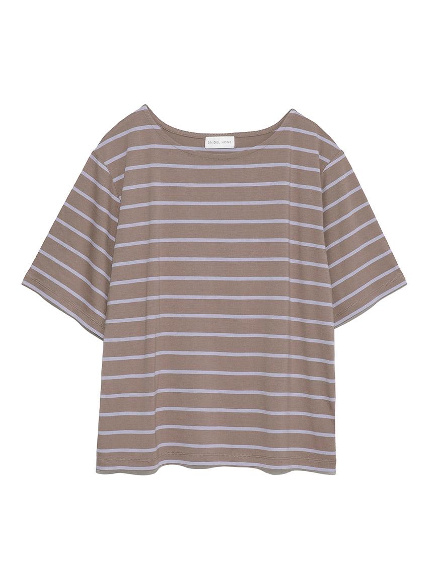 ボーダーTシャツ(MOC-F)
