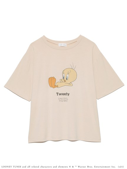 【Tweety】コラボTシャツ