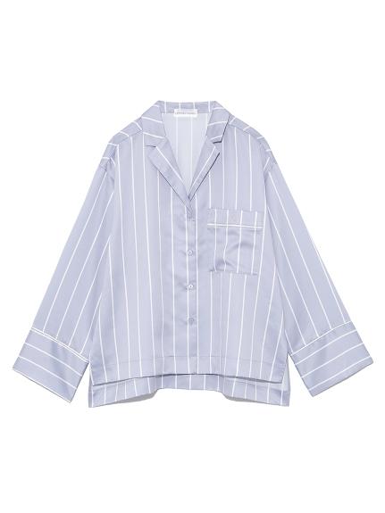 WARMサテンシャツ