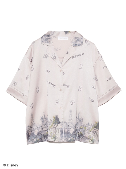 【Disneyマリー】プリントシャツ