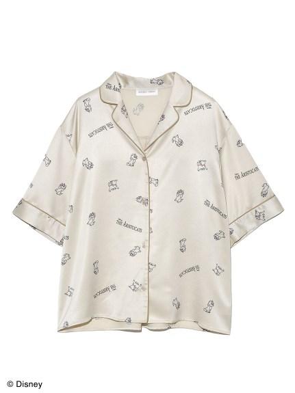 【Disneyマリー】プリントシャツ(IVR-F)
