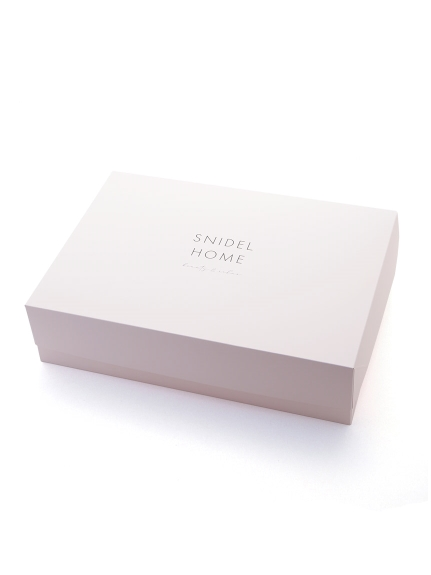 【SNIDEL HOME】ギフトBOX(LARGE)※ショッパー別売※(PNK-F)