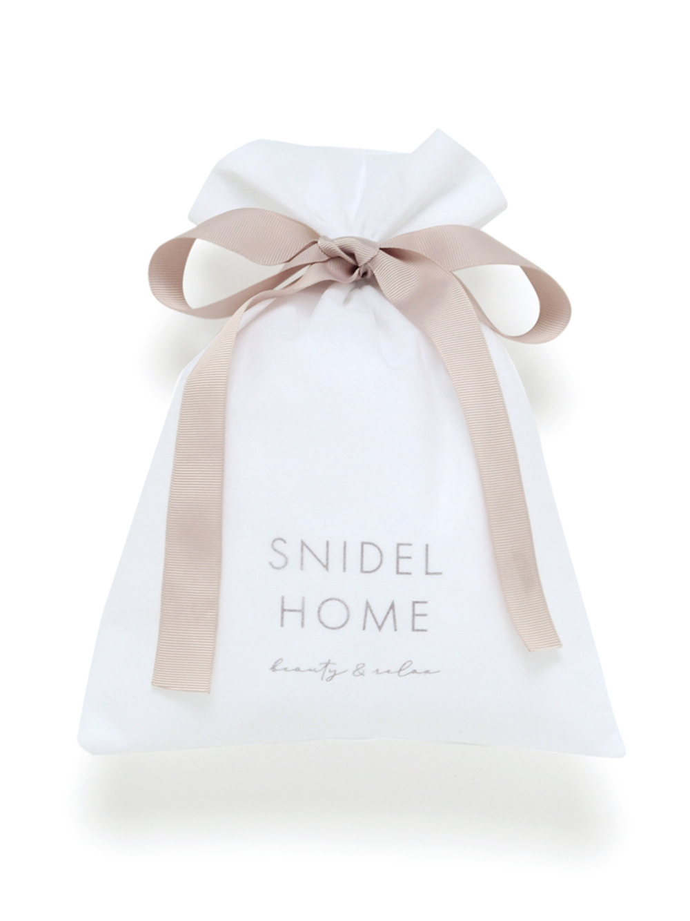 【SNIDEL HOME】ギフト巾着(SMALL)(OWHT-F)