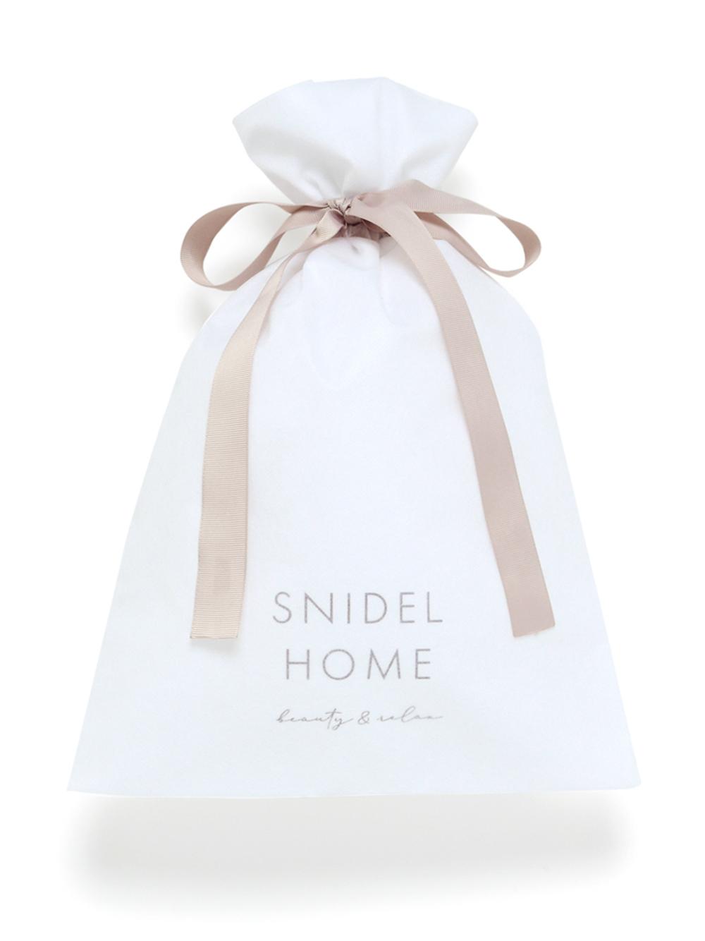 【SNIDEL HOME】ギフト巾着(MEDIUM)※ショッパー別売※(OWHT-F)