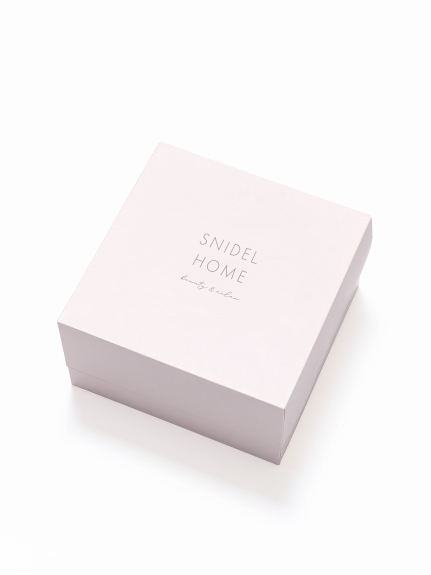 【SNIDEL HOME】ギフトBOX(MEDIUM)※ショッパー別売※(PNK-F)