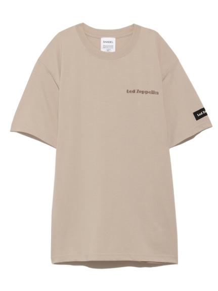 LEDZEPPELIN Tシャツ(BEG-F)