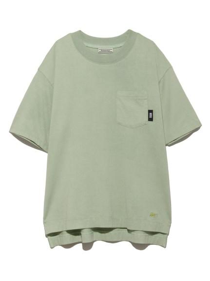 【SNIDEL meets. Onitsuka Tiger】 刺繍Tシャツ