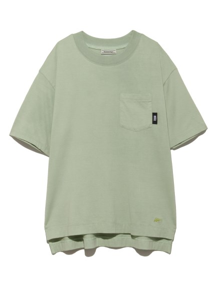 【SNIDEL meets. Onitsuka Tiger】 刺繍Tシャツ(MNT-F)