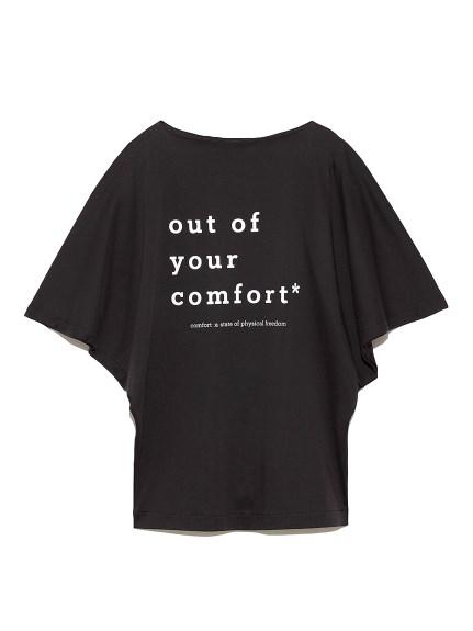 モードロゴTシャツ(BLK-F)