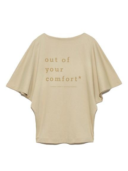 モードロゴTシャツ(BEG-F)