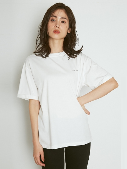 【SNIDEL meets Jun Imajo】コラボフォトTシャツ(C-F)