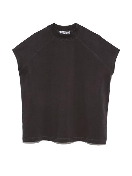 シンプルTシャツ(BLK-F)