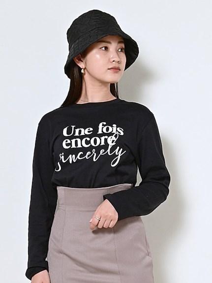 ロゴロングT-shirt