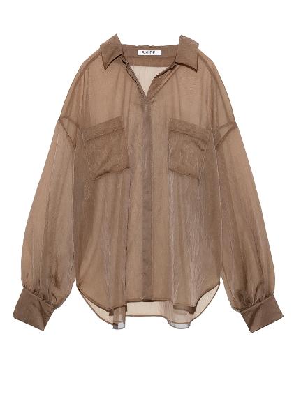 シアーシャツ(OLV-F)