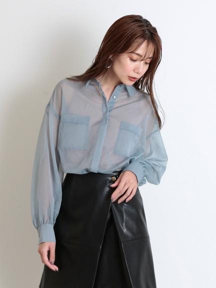 シアーシャツ(SAX-F)