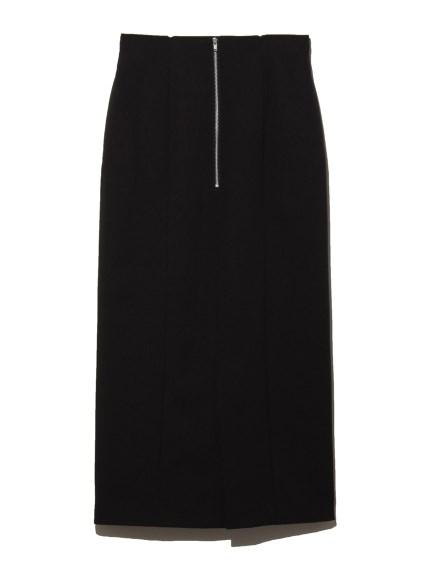 シンプルタイトスカート(BLK-0)