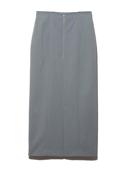 シンプルタイトスカート(BLU-0)